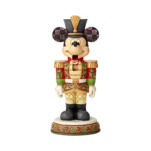 Disney Traditions Stalwart Soldier - Mickey Mouse Figurine