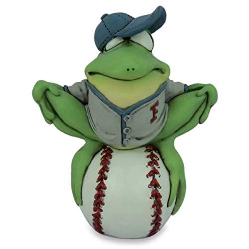 Les Alpes Funny Frosch Sport - Baseball Champion
