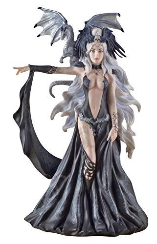 Veronese Figur Queen of Havoc Figur N.Thomas Chaos-Königin Statue Skulptur Drache Elfe