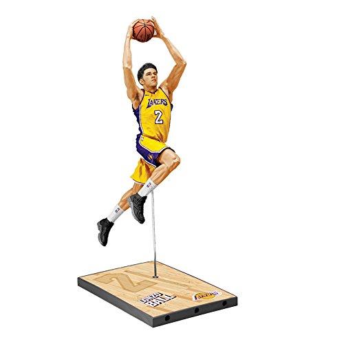 McFarlane NBA Series 32 Lonzo Ball Los Angeles Lakers Action Figur (18 cm)