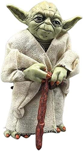 Ljuctd Sterne Kriege Puppe 17 cm Baby yoda Action Figur Modell Schreibtisch Ornament Spielzeug...