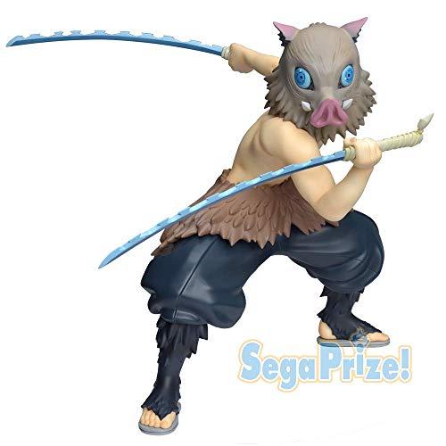 Sega Demon Slayer Figur Figure INOSUKE SPM SUPER Premium 13 cm Anime Manga