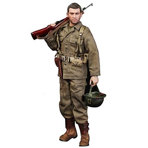 Batop 1/6 Soldat Modell, 12 Zoll US Army Sam Soldaten Spielzeug Figuren Militär Actionfiguren...