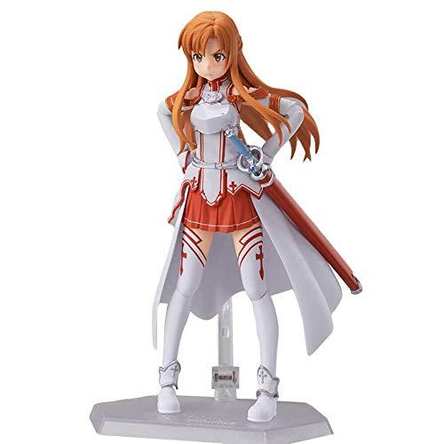MFWJ Anime Sword Art Online Charakter Yuuki Asuna Kirito Asada Sinon PVC Action-Manga Figur...