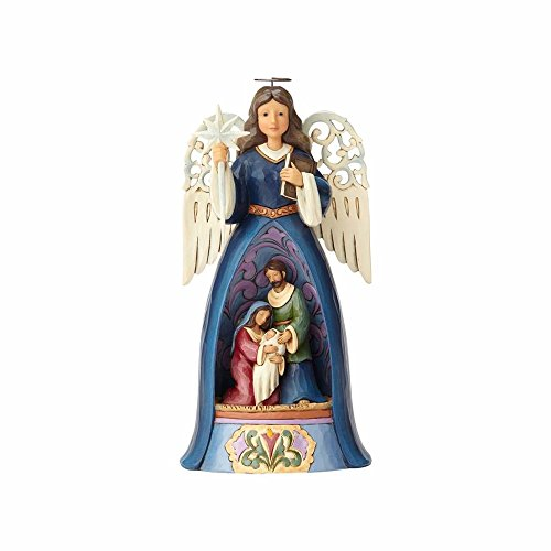 Heartwood Creek A Saviour For All (Nativity Angel)