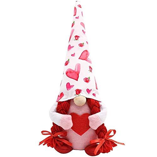 Wichtel Figuren Valentinstag Puppe Ostern Plüsch Deko Handgemachte Wichtel Figuren Deko Weihnachten...