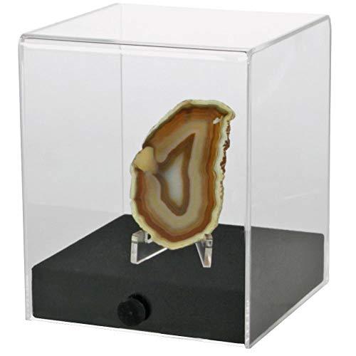 Acryl-Vitrine ''cube'' 10 x 10 x 12 cm