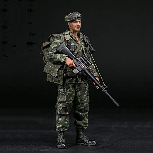 1/6 U.S. Marine Corps Reconnaissance Company Actionfiguren Militärsoldat Spielzeugstatuenmodell...