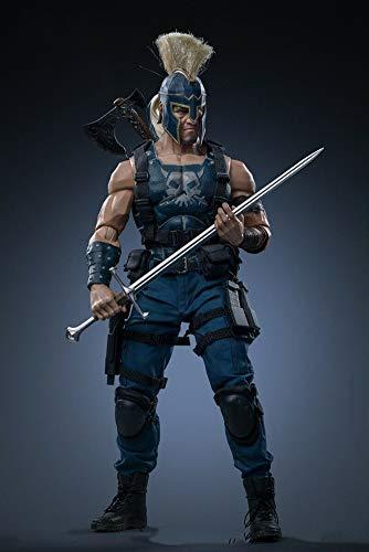 Delili 1/6 Gladiator Ares Mars Action Figur Sammlung Soldat Puppenspielzeug Für Sammler, Fotografie...