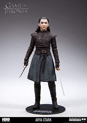 Game of Thrones Figur Arya Stark Multicolor, aus PVC, in Geschenkkarton.