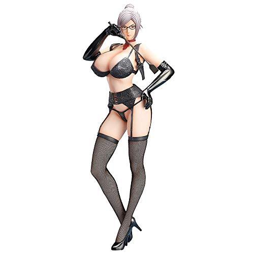 Lupovin Japanische Anime Prison School Shiraki Meiko 1/4 Maßstab Vinyl-PVC-Action-Figur 41cm Sexy...