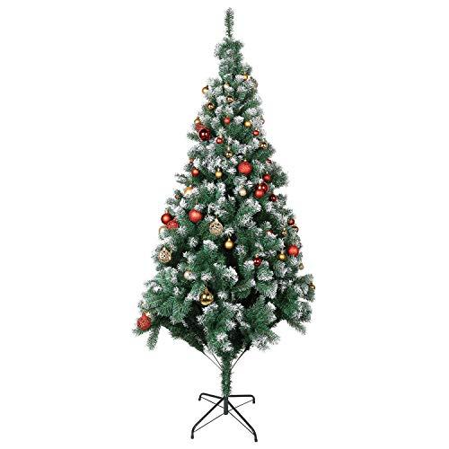 Uten Weihnachtsmann 91,4cm Santa Claus Figuren lebensgroße animierte Weihnachtsstern stehend Santa...