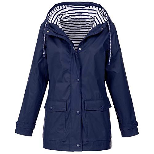 NLZQ Damen Hoodie Bergsteigerkleidung Outwear Frühling, Herbst und Winter neu Windproof bequem...