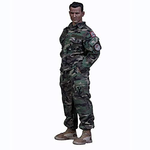 1/6 Spezialeinheit Soldat Modell Militär Action Figuren Statuen Sammel Für Kinder Und Erwachsene...