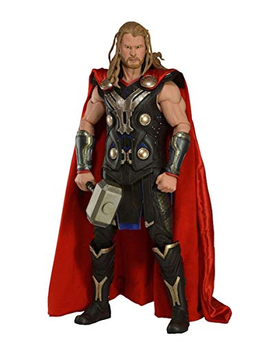 NECA NECA61236 - Thor The Dark Kingdom Actionfigur 1/4, 46 cm