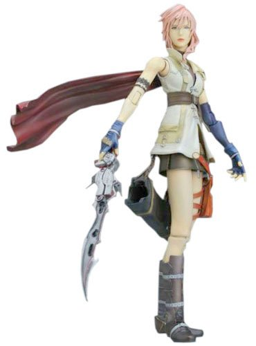 Final Fantasy XIII Play Arts–Kai-: Lightning