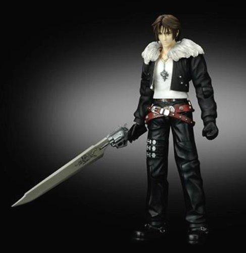 Final Fantasy VIII 18cm Figur - Squall Leonheart