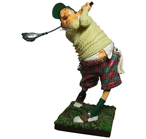 Der Golfer - MINI von Guillermo Forchino