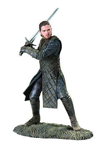 Dark Horse Comics JAN180165 Game of Thrones Die Schlacht der Bastarde Action Figur Jon Snow PVC,...