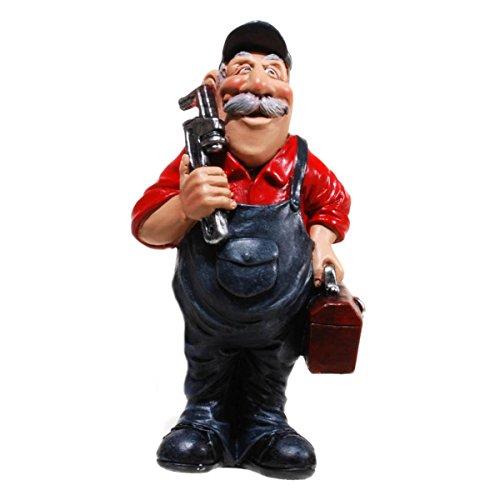 Funny Beruf - Figur Klempner