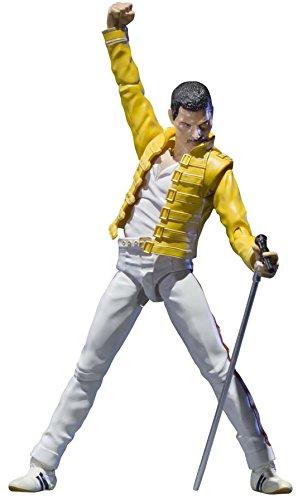 TAMASHII NATIONS 121.772,7cm SH Freddie Mercury Figur