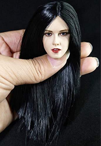 NEDTO 1/6 Scale Female Head Sculpt Action Figure Kristen Stewart Head