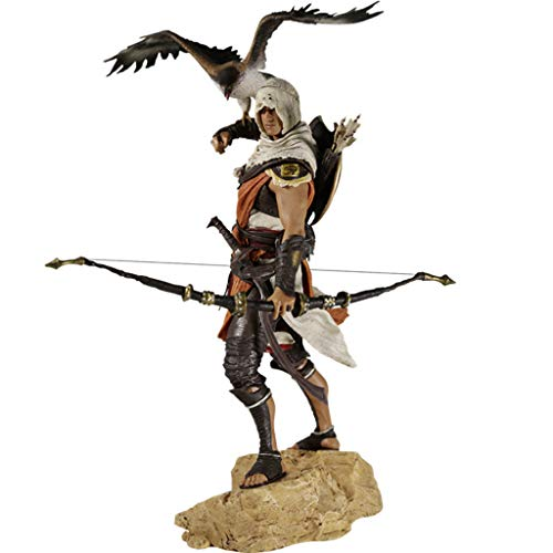 SONGDP Anime-Spielzeug Assassins Creed Game Peripher Charaktere Skulptur Becker Modell Puppe Modell...