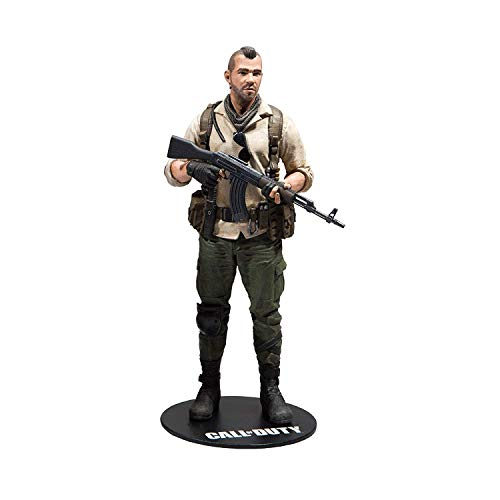 Call of Duty McFarlane Toys Actionfigur John 'Soap' MacTavish