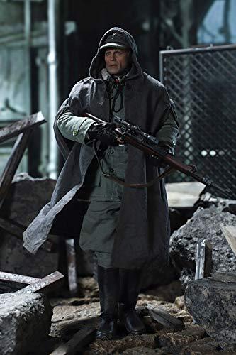 1/6 Männlicher Soldat Stalingrad Deutscher Scharfschütze Action Figur Major Corning 2.0 10Th...