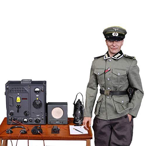 Batop 1/6 Soldat Modell, 12 Zoll Soldat Actionfigur Modell Spielzeug Militär Figuren Zubehör -...