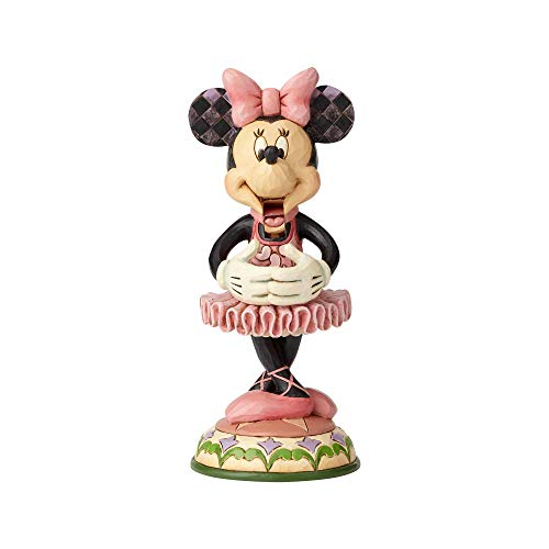 Disney Traditions Beautiful Ballerina - Minnie Mouse Figurine
