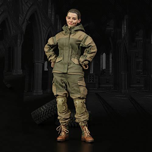 MXUS 1/6 Russian Battle Angle АNNA Actionfiguren Female Militärsoldat Spielzeugstatuenmodell...