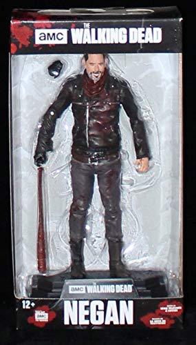 Mc Farlane - Figurine - The Walking Dead - Color Tops Negan Bloody Exclusive 18cm - 6700000023651