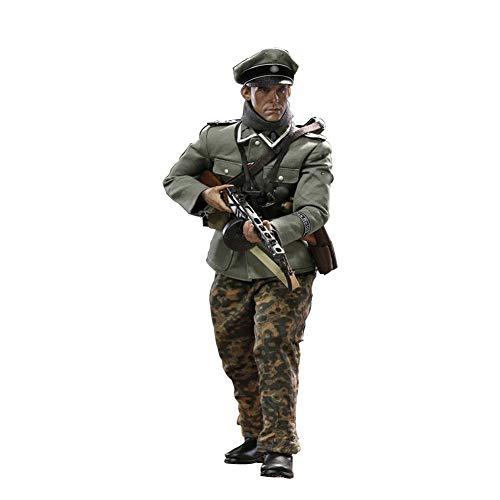 1/6 Soldat Modell Action Figuren Militär Soldat Kinderspielstatuen Nachbil Sammel Gliederpuppen...