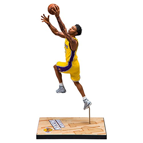 McFarlane NBA Series 30 BRANDON INGRAM #14 - Los Angeles Lakers Figur