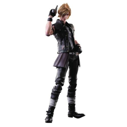 FINAL FANTASY may162795 XV Play Arts Kai PROMPTO Action Figur