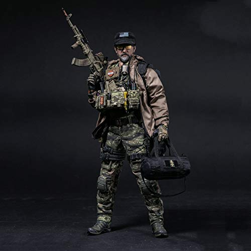 MXUS 1/6 Militärsoldat Actionfiguren Private Military Security Companies Spielzeugstatuenmodell...