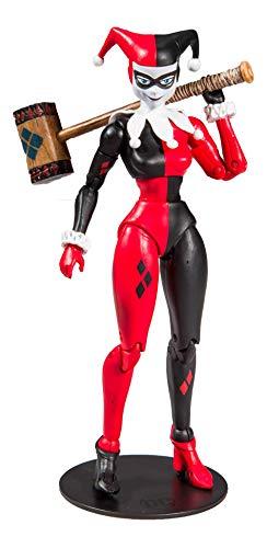 McFarlane Toys 15802-1 DC Harley Quinn Superman Actionfigur, Mehrfarbig