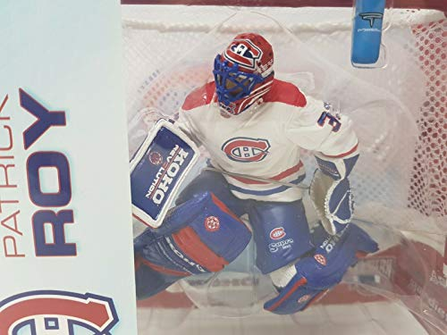 McFarlane NHL Series 5 Patrick Roy - Montreal Canadiens