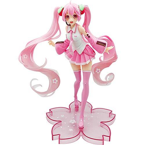 redCherry Anime Charakter Action Figure Vinyl Sammler PVC Figur Spielzeug( Hatsune Miku)