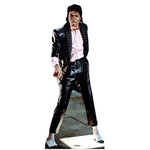 Star Cutouts Pappaufsteller von Michael Jackson