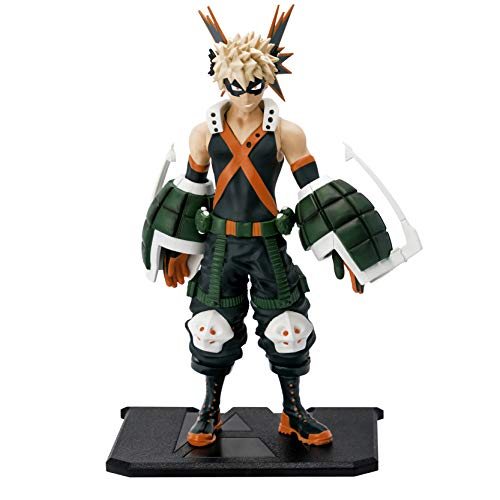 SFC Super Figure Collection - My Hero Academia - Figur - Katsuki Bakugo