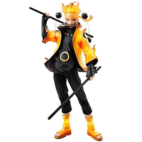 KSB-toy Action Figure, Anime Charaktere Modell Spielzeug Naruto Uzumaki PVC Einzigartiges Geschenk...