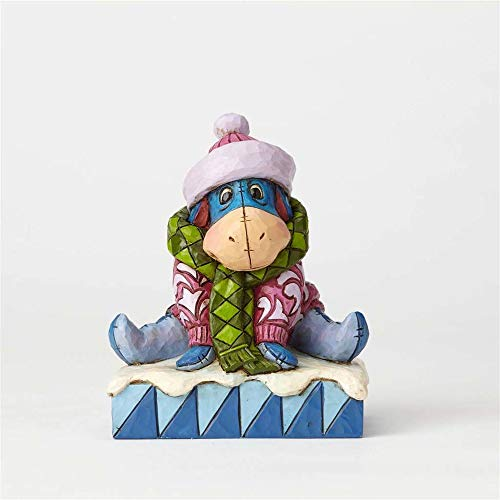Disney Tradition Waiting For Spring (Eeyore Figur)