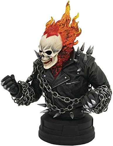 Diamond Select Toys Marvel Comic Ghost Rider 1/6 Scale Bust (JUN192394)