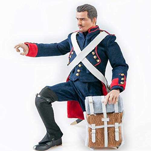 1/6 Soldat Modell Napoleon-Serie Artillerie Militär Action Figuren Statuen Nachbildungen Sammel...