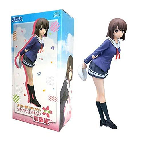 HHLLZP Anime Skulptur Kato HUI Jingpin Chassis Dekoration Puppe Modell Anime Fan 19CM