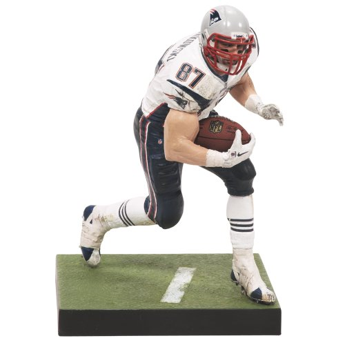 McFarlane NFL Series 29 ROB GRONKOWSKI - New England Patriots NEU/OVP