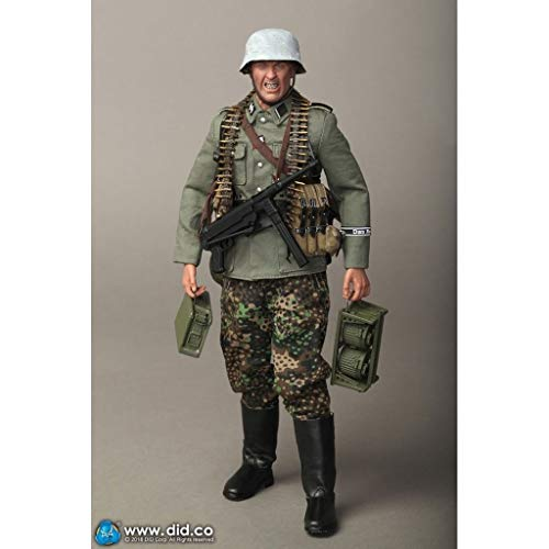 LTY Military Toys Maßstab 1/6 Army Military Action-Figur, 12-Zoll-Zweiten Weltkrieg SS...