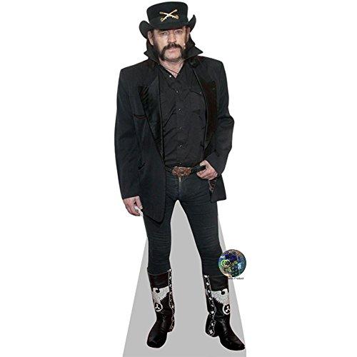 Celebrity Cutouts Lemmy Kilmister Pappaufsteller lebensgross